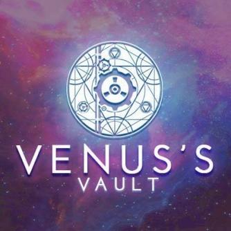 Venus' Vault logo